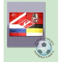 Флаг Спартак (Москва-Имперка-Россия)