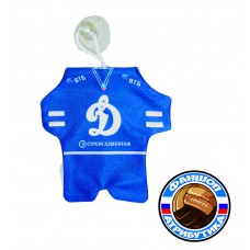 Автовымпел1 ХК Динамо Москва синий