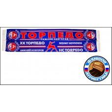 Шарф Торпедо Нижний Новгород