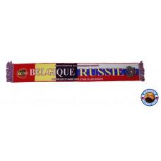 шарф тканый матчевый Сборная Бельгия- Сборная России Россия (21 марта 2019 г)